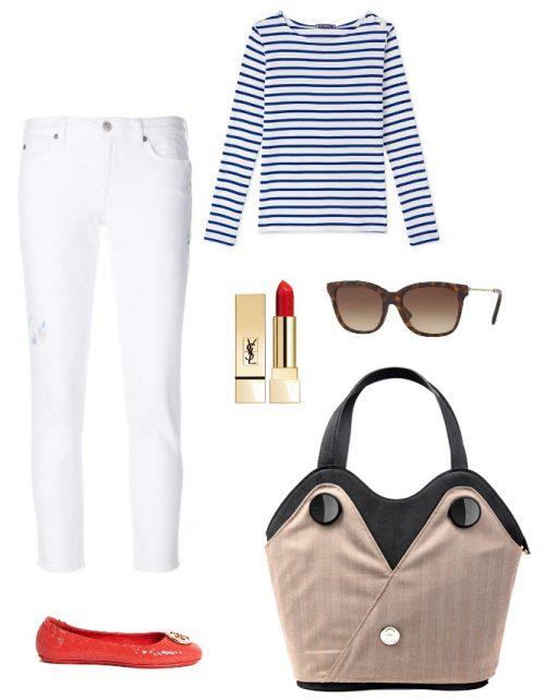 Come indossare pantaloni bianchi tempo libero consigli di stile